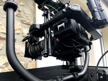 Caméra Gimbal