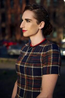 Portrait Rose Bush
