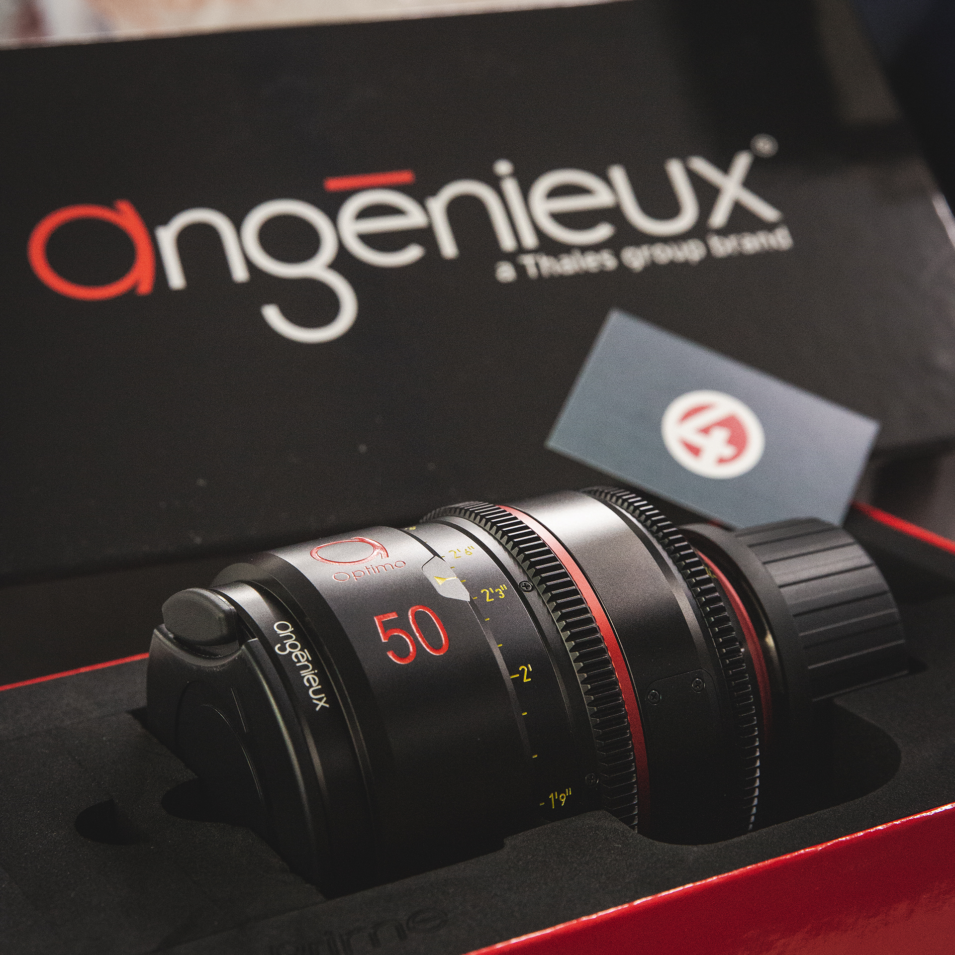 Shift 4 goes for Angénieux Full Frame Solution