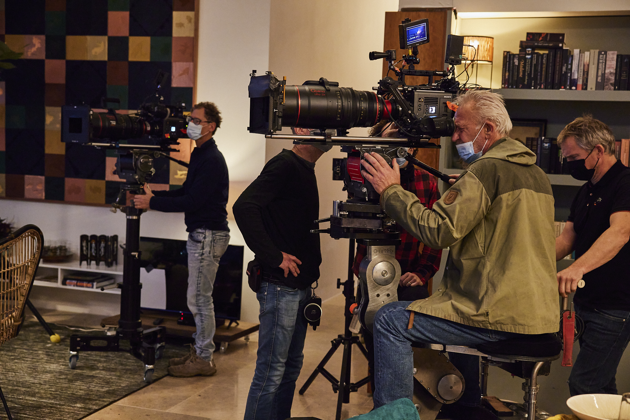 TWO OPTIMO ULTRA 12X INVITED To A SPECIAL DINNER