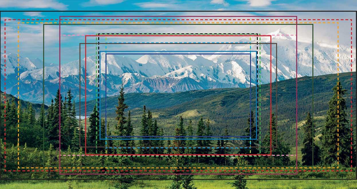 Cameras & Lenses: the never ending image format story