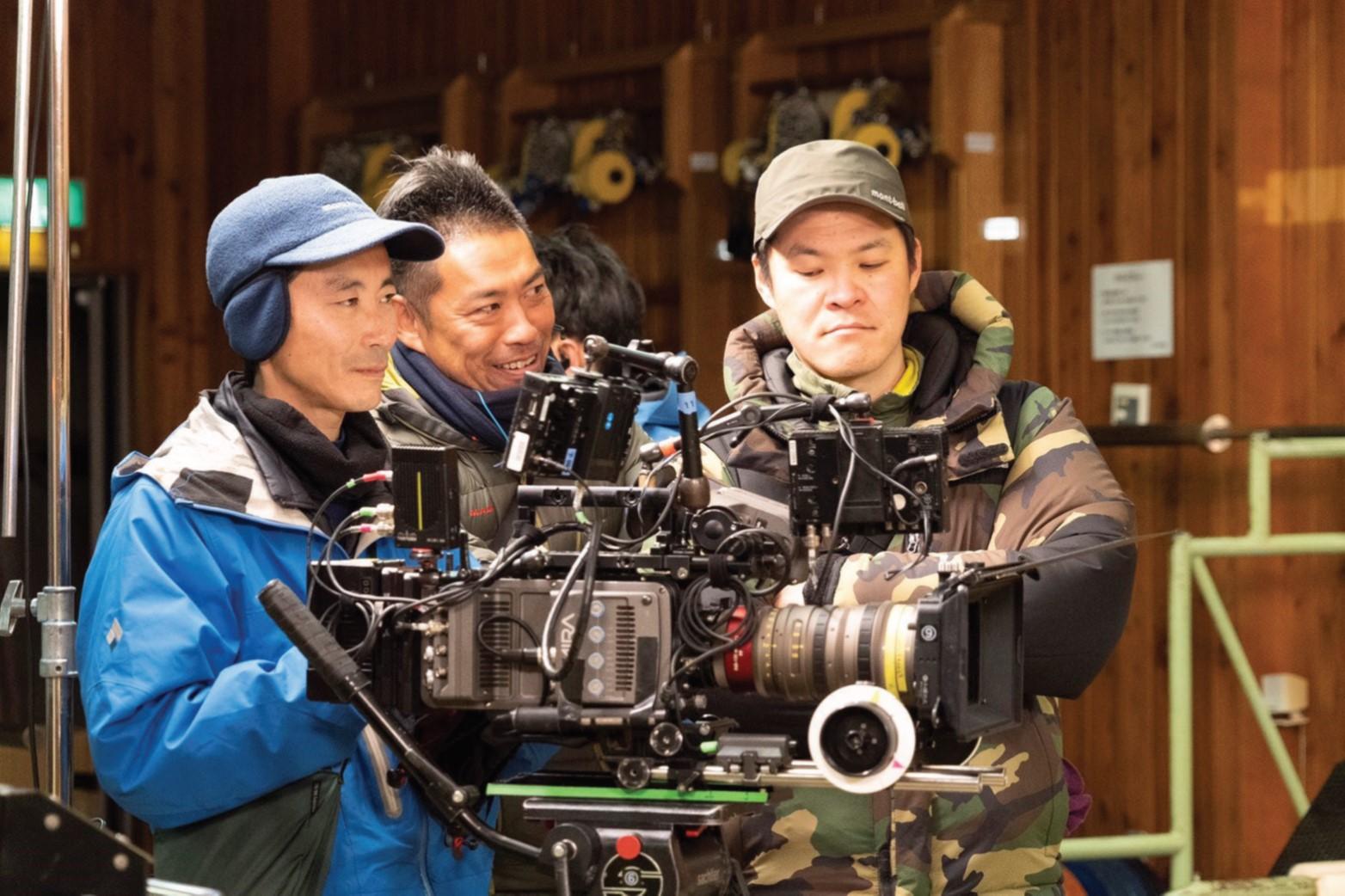 On-Set Review of Angénieux Type EZ with DP Shu Kawashima