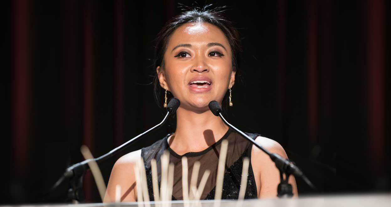 Conversations with Cecile Zhang in Cannes