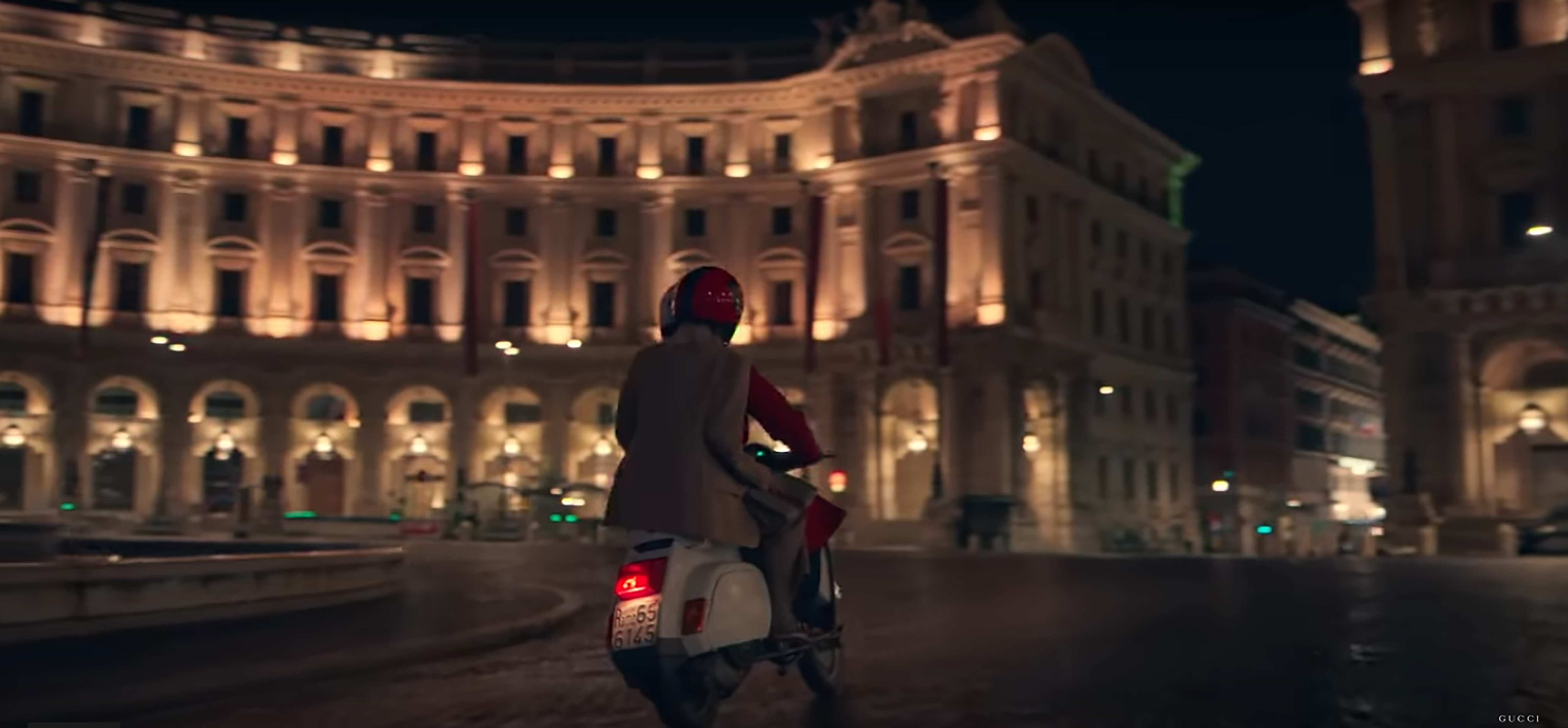 """""""A Nightly Walk"""" in Rome with Christopher Doyle for Optimo Primes"""