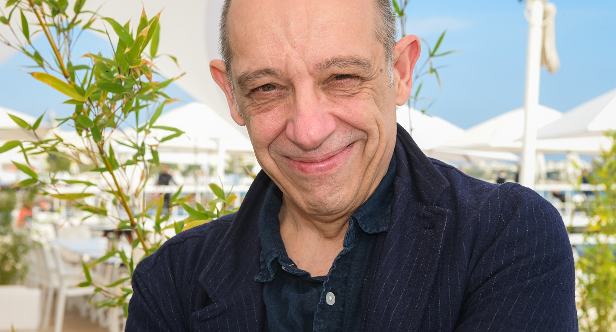 Interview in Cannes of Bruno Delbonnel, AFC* ASC**, the seventh recipient of the Pierre Angénieux ExcelLens in Cinematography award